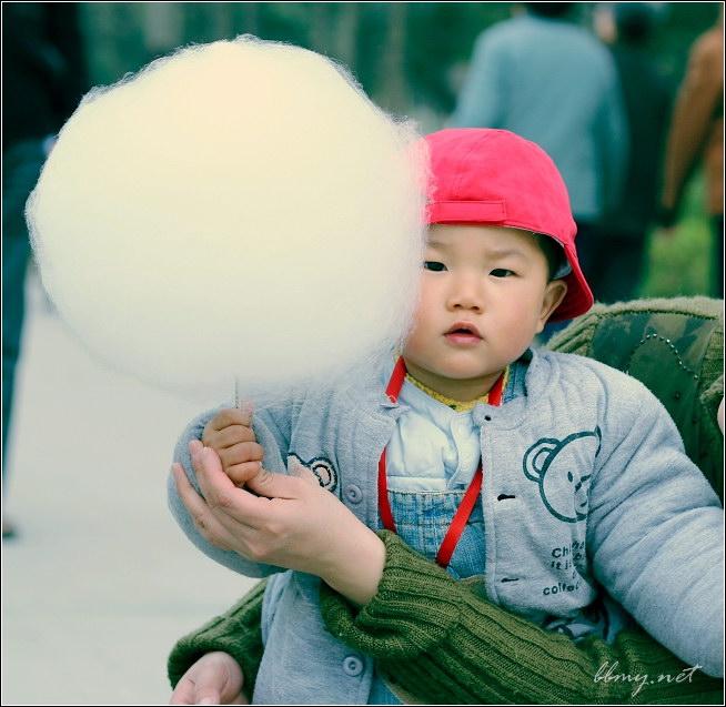 金东浩棉花糖篇——包河游系列之一日记照片