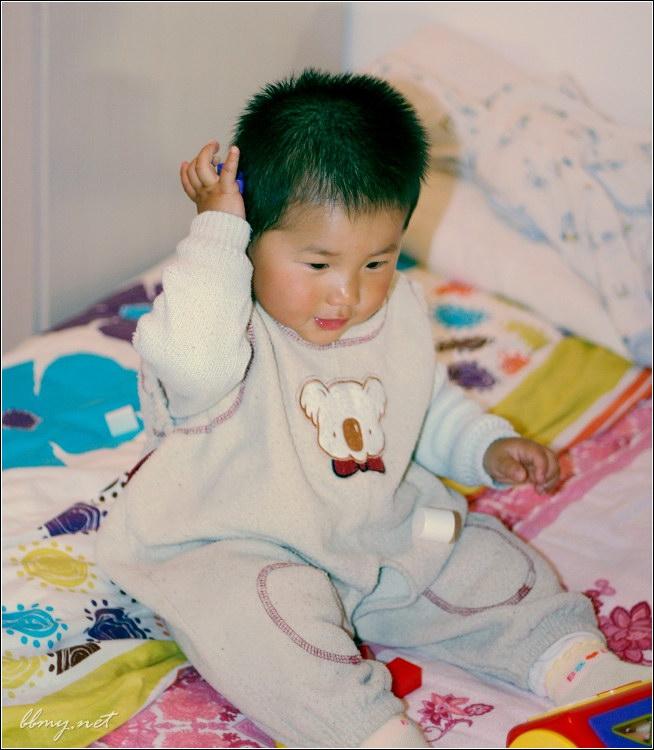 金东浩小熊东东照片