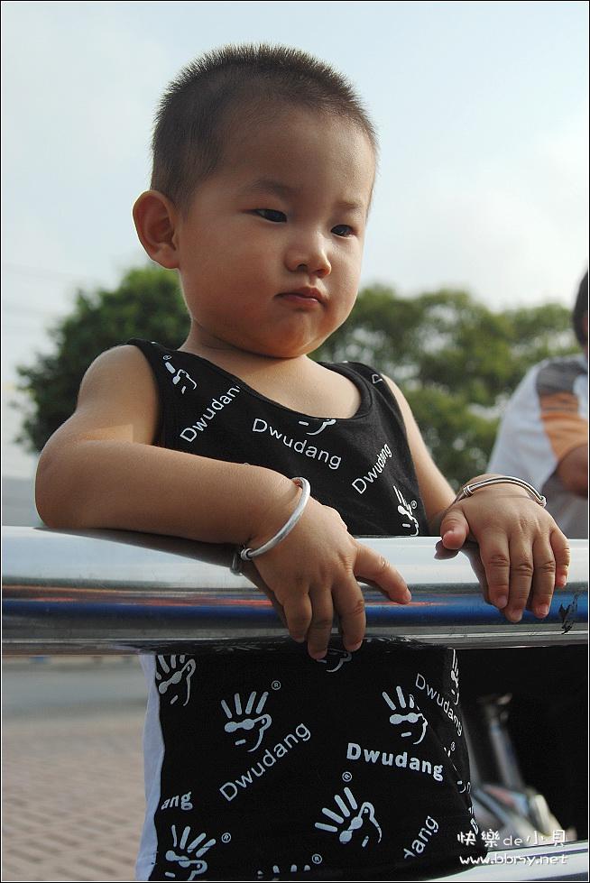 金东浩夏日游之和平广场照片