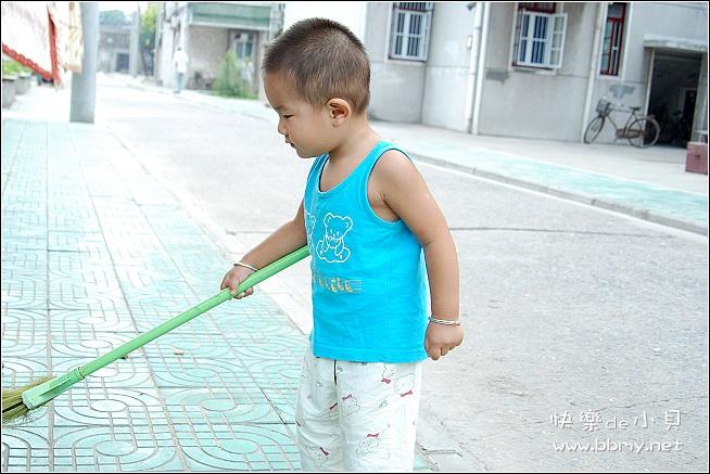金东浩爱劳动的好孩子照片