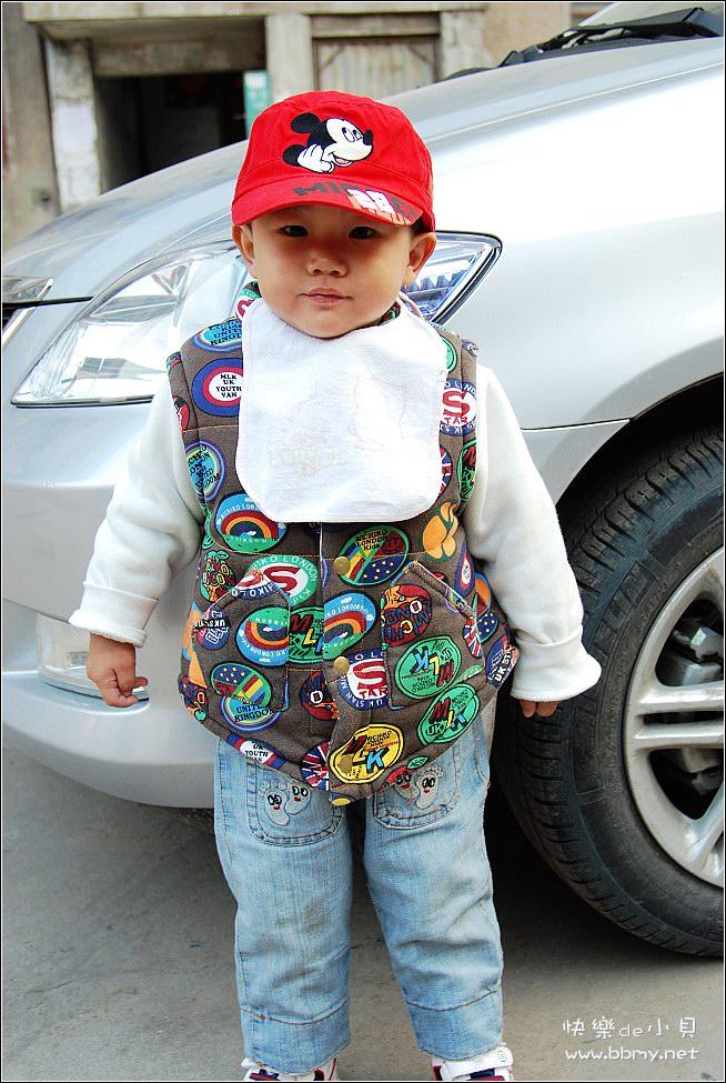 金东浩车模照片