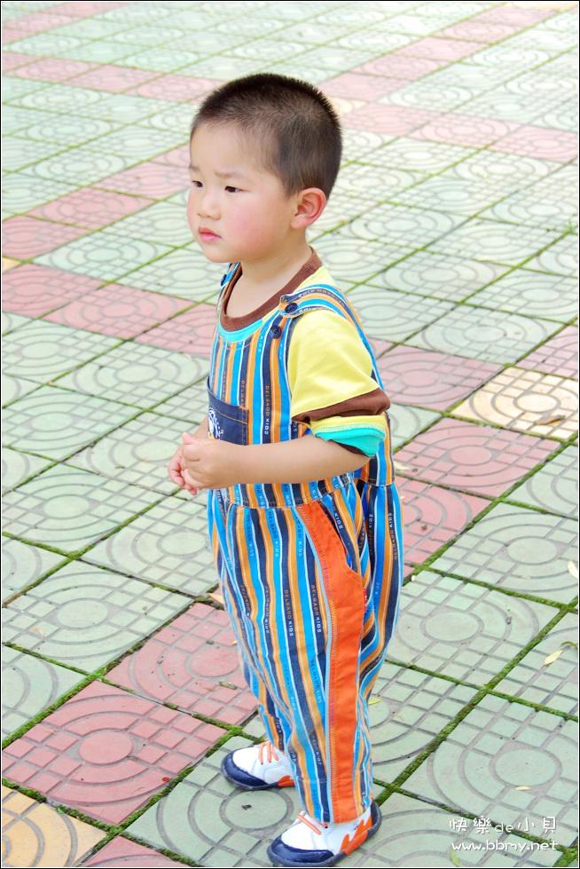 金东浩再跟表哥游杏花公园照片
