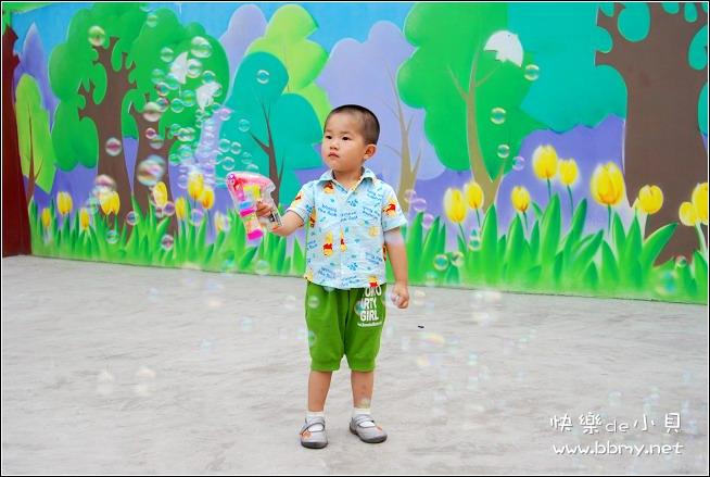 金东浩泡泡枪日记照片