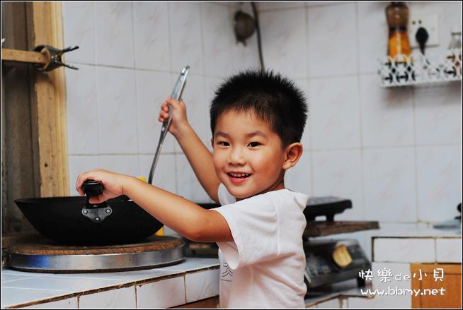 金东浩小厨师照片