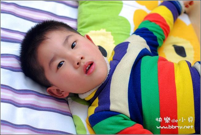 金东浩最爱睡姿照片