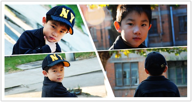 金东浩做男孩的父母的路很长日记照片
