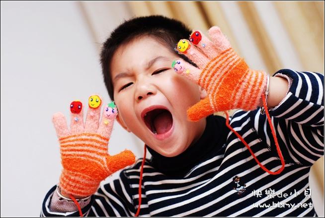 过冬装备之手套
