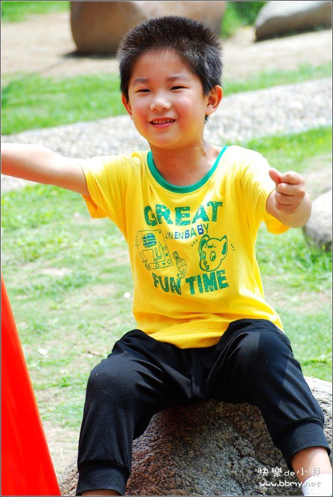 金东浩六一亲子操活动照片