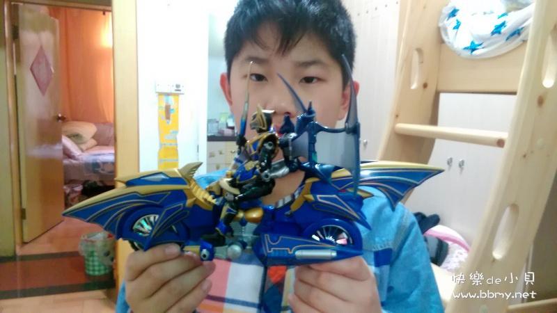 金东浩九周岁的生日的礼物照片
