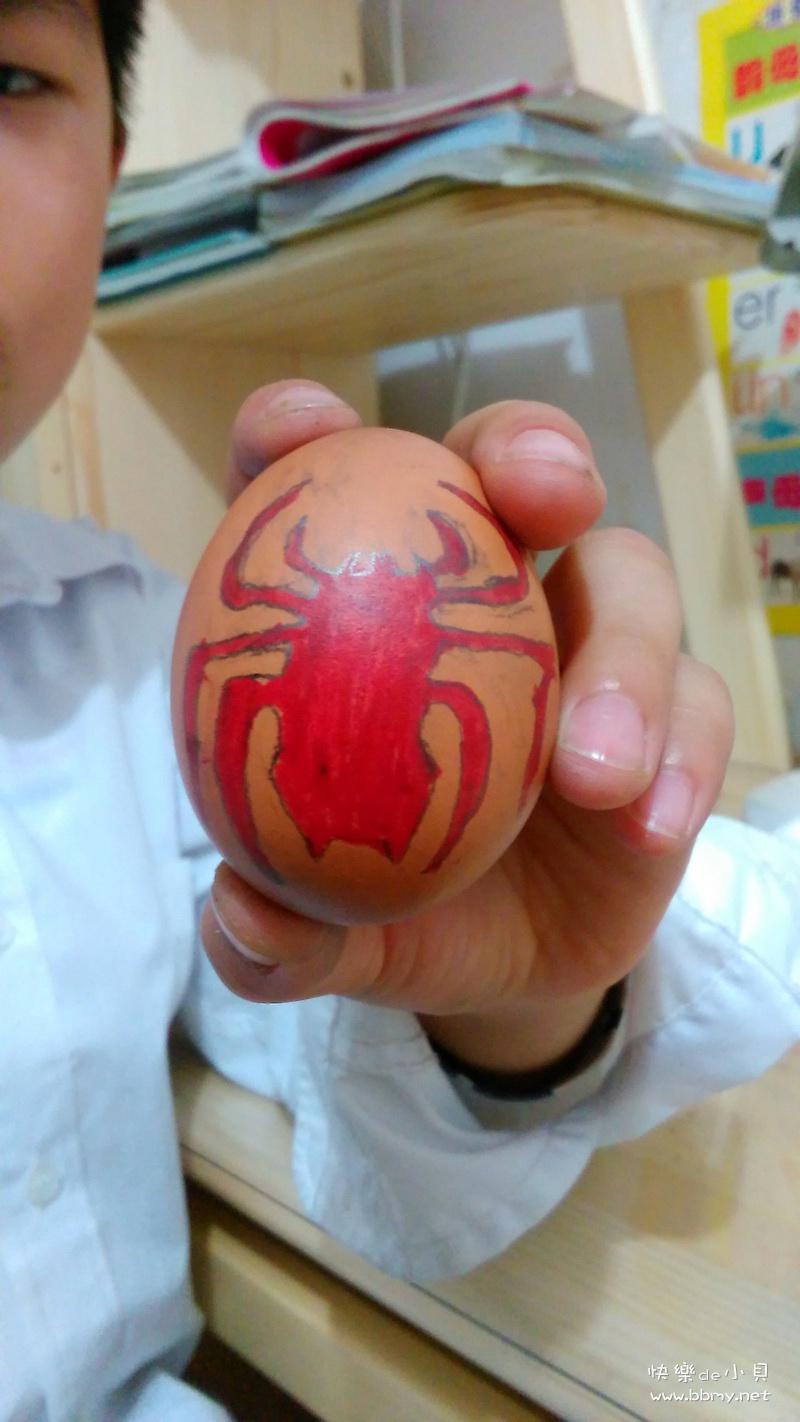 金东浩守护Spider Man蛋蛋日记照片