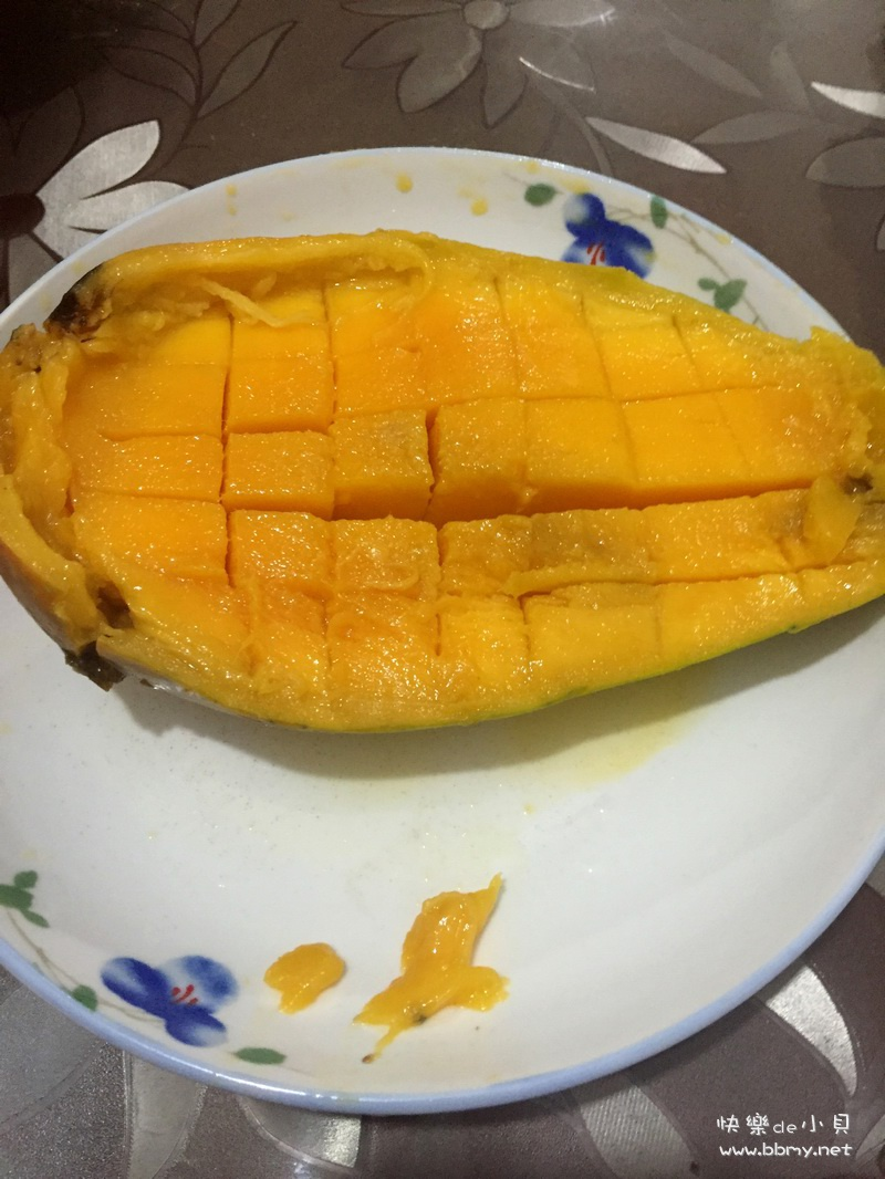芒果新切法