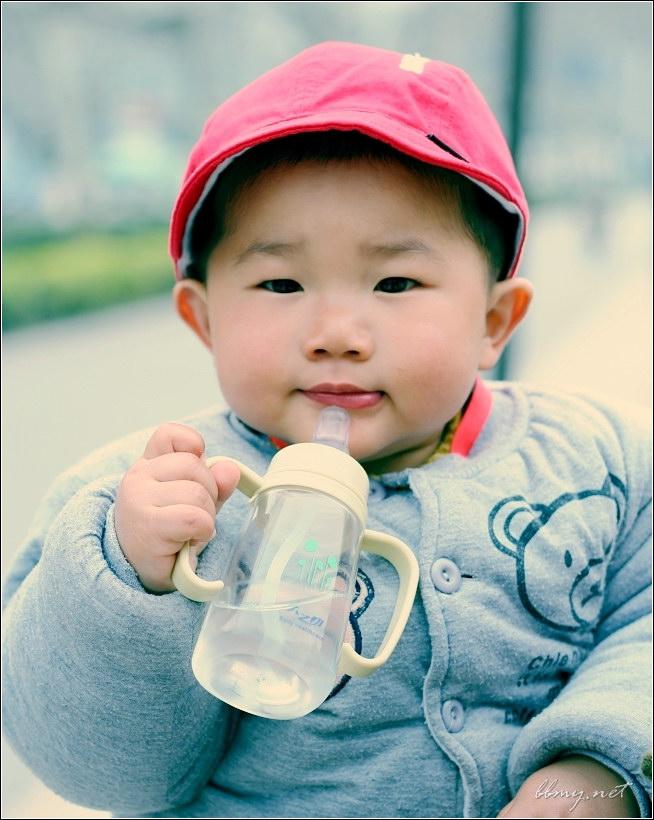 金东浩奶瓶篇——包河游系列之一日记照片