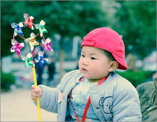 金东浩风车篇——包河游系列之一日记照片