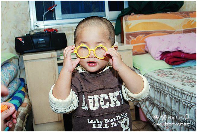 金东浩戴眼镜日记照片