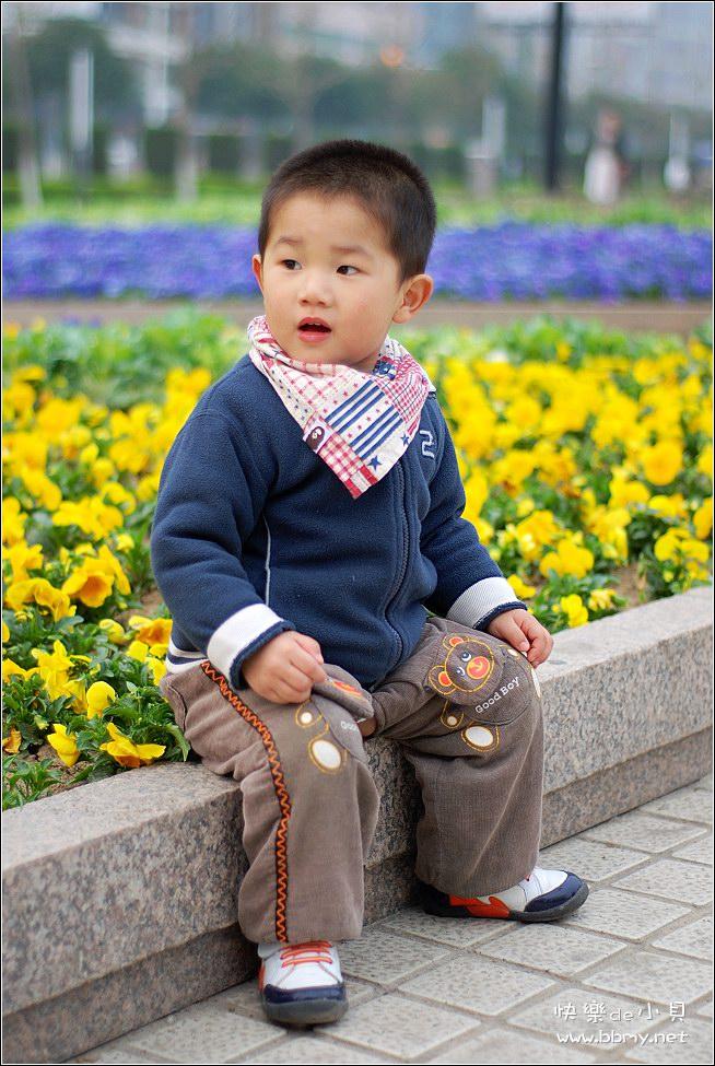 金东浩踏春日记照片