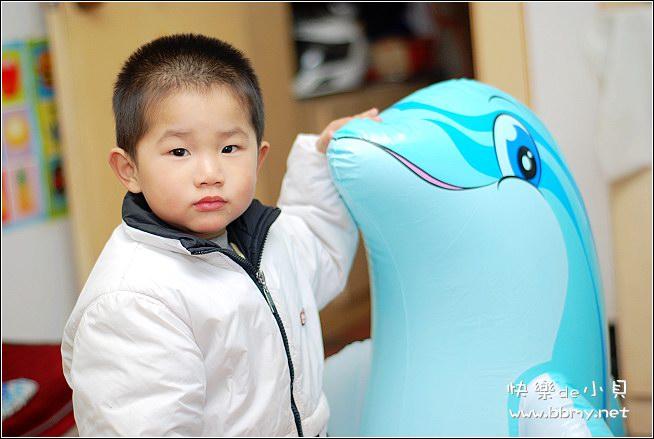 金东浩儿童沙包日记照片