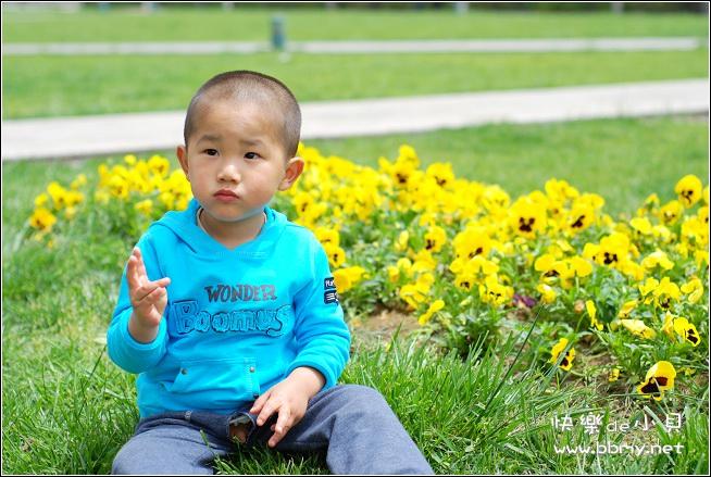 金东浩中博游公园日记照片
