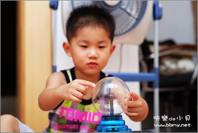金东浩静电球离子球日记照片