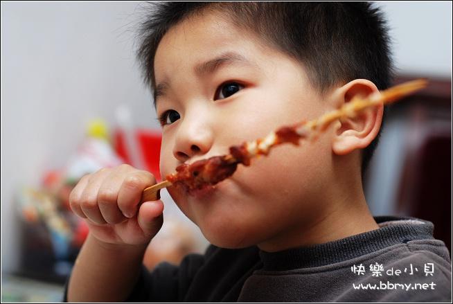 金东浩烤肉串日记照片
